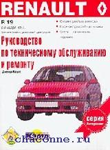 Руководство Renault 19 (бензин + дизель)