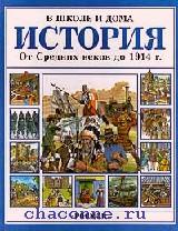 История от средних веков до 1914 г. Энциклопедия