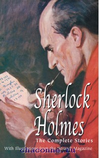 Sherlock Holmes Original Illustrated