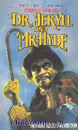Dr.Jekyll and Mr.Hyde
