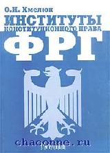 Институты конституционного права ФРГ