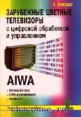 Зарубежные цветные телевизоры AIWA