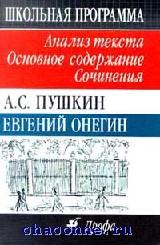 Пушкин. Евгений Онегин. Анализ текста. Основное содержание