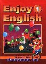 Enjoy English 1.Student`s Book