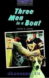 Oxford BKWM 4 Three Men In A Boat