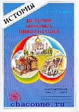 История мировых цивилизаций 10-11 кл. Рабочая тетрадь