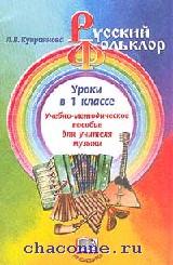 Русский фольклор 1 кл. Методика