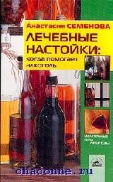 Лечебные настойки. Когда помогает алкоголь