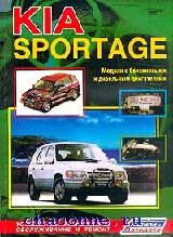 Руководство Kia Sportage (бензин + дизель) с 1994-00 гг