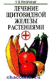 Лечение заболеваний щитовидной железы растениями и диетой