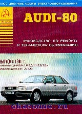 Руководство Audi 80 c 1991 года