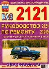 Руководство ВАЗ 2121-21219
