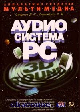 Аудиосистема РС. Аппаратные средства мультимедиа