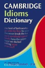 Cambridge Inter.Dict.of Idioms PB