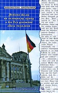 Устные темы по немецкому языку