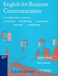 English for Business Communications SB