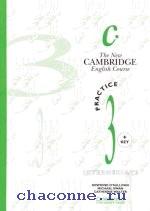 New Cambridge English Course 3 PB+Key