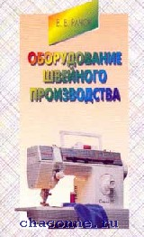 Оборудование швейного производства 29 плакатов