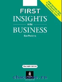 First Insights into Business TB