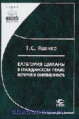 Категория шиканы в гражданском праве. История и современность