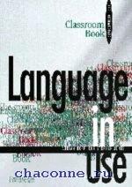 Language in Use Pre-Intermediate   CB
