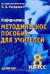 Информатика 8 кл. Методика
