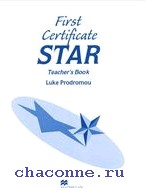 First Cert Star TB