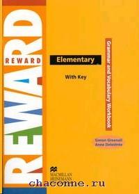 Reward Elementary Vocab & Grammar WB + Key