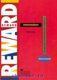 Reward Int Vocab & Grammar WB + Key