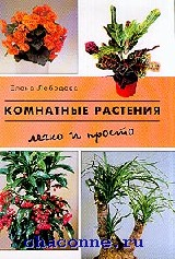 Комнатные растения легко и просто