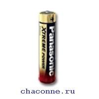 Батарейка Panasonic LR03 алкалиновая