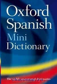Spanish Minidictionary