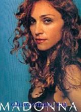 Madonna. Ноты