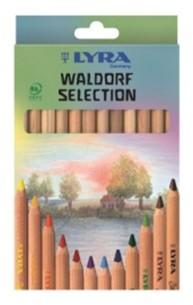 Карандаши 12 цв Lyra Superferby Nature Waldorf selection L3711121
