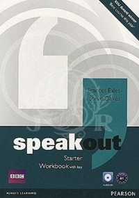 Speakout Starter WB with key
