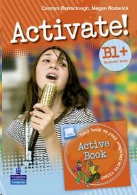 Activate! B1+  SB + Active Book