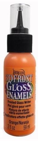 Контур премиум Americana 3D Frost Gloss 59мл Апельсин