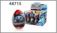 Машина Lada ассортимент 1:60 яйцо-сюрприз